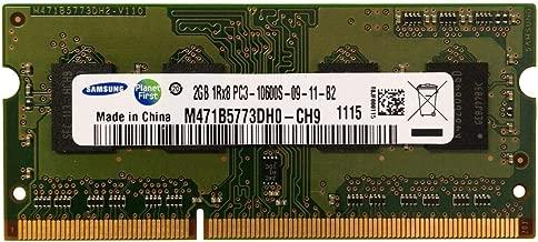 Samsung DDR3-1333 SODIMM 2GB Original Notebook Memory
