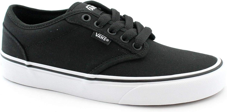 Vans Atwood Y1871 Chaussures de Sport Baskets Unisexes Noires ...