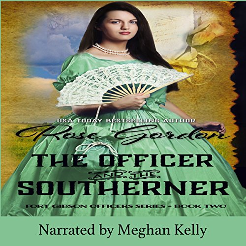 The Officer and the Southerner cover art