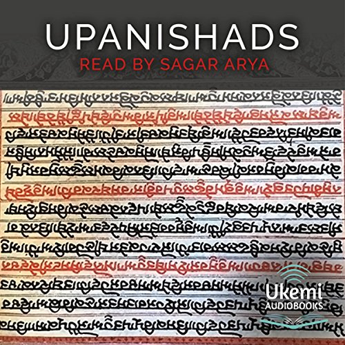 The Thirteen Principal Upanishads audiobook cover art