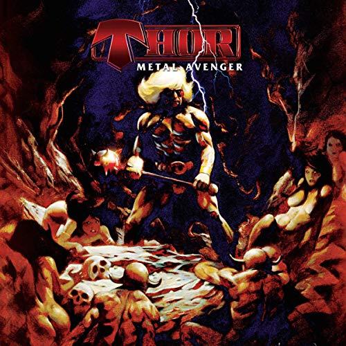 Metal Avenger [Vinilo]