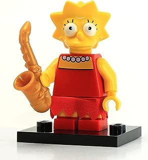 LEGO 71005 The Simpson Series Lisa Simpson Character Minifigures