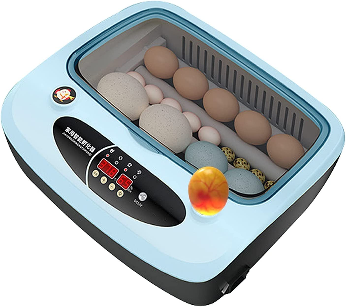 YAWEDA Egg Incubator Weekly 70% OFF Outlet update Mini 15 A Automatic Eggs Poultry