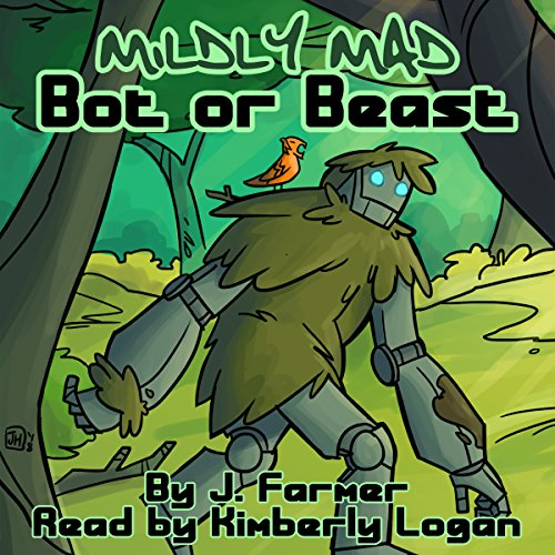 Bot or Beast audiobook cover art