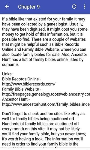 Genealogy Guide