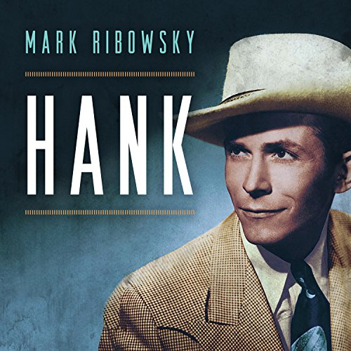 Hank audiobook cover art