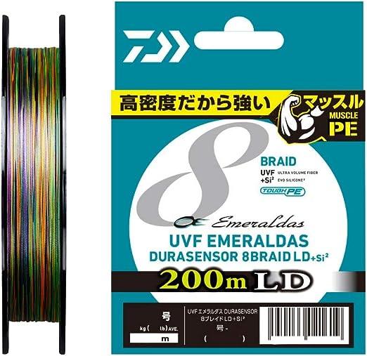 ダイワ UVFエメラルダス デュラセンサー×8LD+Si2 0.4号 200m 5カラーの画像
