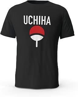 Uchiha Clan - Anime, Naruto - Premium Unisex T Shirt