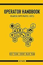 Operator Handbook: Red Team + OSINT + Blue Team Reference PDF