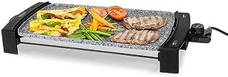 Cecotec Rôtissoire électrique Rock&Water 2500. Revêtement en pierre de roche, thermostat réglable, lavable au lave-vaissel...