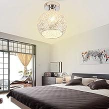 Moderne Plafondverlichting, 18x20cm/7.1x7.9 inch Inbouw Lichtpunt voor Slaapkamer, Badkamer, Keuken, Hal, Trap