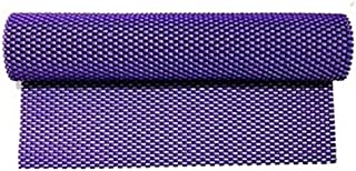 1 Pcs Purple Grip Liner Shelf Placemat Mighty Popular Place Mats Eating Tables Set Non Slip Toddler Learning Food Plate Washable Kitchen Room Tool Christmas Decor