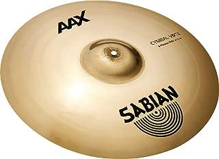 """Sabian 2201287XB AAX - Plato de batería, de 20"""" Xtra Thin"""