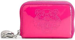 Luxury Fashion | Kenzo Womens F962PM616F0726 Fuchsia Wallet | Fall Winter 19