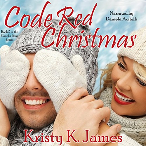 Code Red Christmas audiobook cover art
