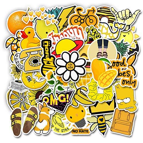 berglink 50 pcs Graffiti Aufkleber, Wasserflaschen Sticker Fahrrad Aufkleber für Gitarre,Fahrrad,Gepäck,Autos, Motorrad