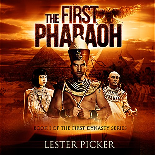 The First Pharaoh cover art