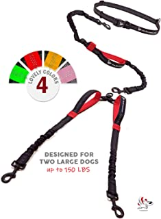 Best waist leash for two dogs Reviews