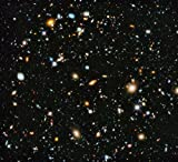 Hubble Ultra Deep Field 2014-24' x 26' Astronomy Poster by Xentrex USA