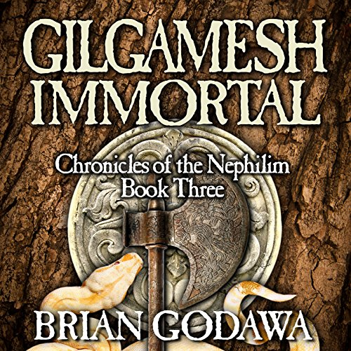 Gilgamesh Immortal cover art