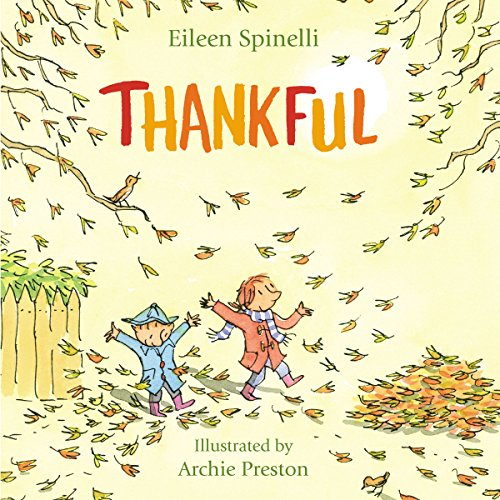 Thankful audiobook cover art