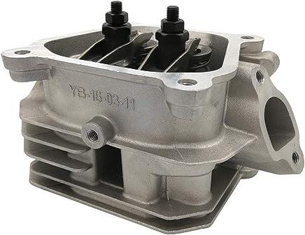 Shioshen Montaje de la culata para HONDA GX200 GX160 168F 2KW EC2500 TG2500 5.5-6.5HP cultivador de generador de motor de gasolina