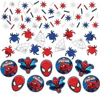 Spider-Man Confetti Value Pack