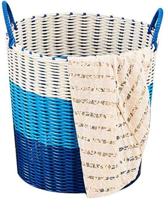 NYDZ Dirty Attention brand Lowest price challenge Clothes Storage Laundry Rattan Plastic Basket