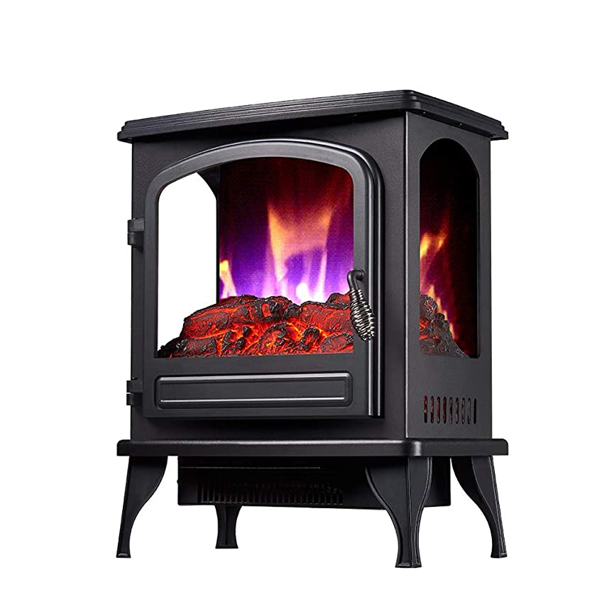 生産性養う着陸ALUP- 電気暖炉、電気ヒーター、ヒーター、ホームリビングルーム、どれ屋内代わりに使用する高速熱3D炎、炎を打つ、ホーム暖かい味を持ってみましょう