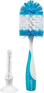 (Blue) - Munchkin Deluxe Bottle Brush, Blue