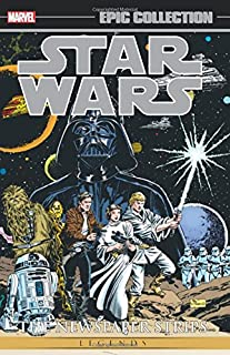 Star Wars Legends Epic Collection: The Newspaper Strips Vol. 1 (Epic Collection: Star Wars Legends: The Newspaper Strips)