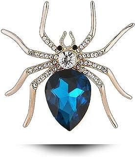 Mode Spinne Perle Brosche Pin Mode Metallschmuck Zubehör Unisex Charm Geschenk