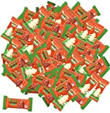 Reese's Christmas Trees Peanut Butter Chocolate Miniature Bars, Assorted Christmas Variety Of Milk Chocolate And White Creme Mix, Great For Holiday, 5 Pounds