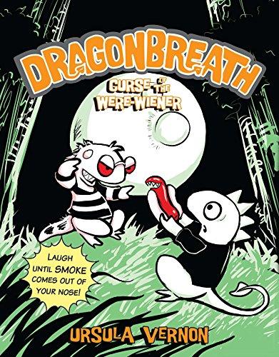 Dragonbreath #3: Curse of the Were-…