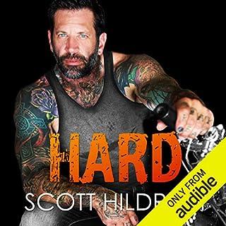 Hard audiobook cover art