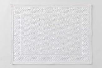 Sheridan S2IYTQ001 Newbery Bath Mat, White