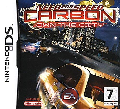 Need for speed : carbon - own the city [Nintendo DS] [Importado de Francia][Importato da Francia]