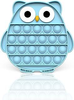 Young & Ming Pincez Sensorielle Jouet Push Bubble Sensory Fidget Toy Silicone Décompressez Le Jouet pour Adultes Enfants J...