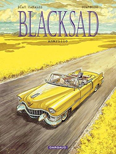 Blacksad – Tome 5 – Amarillo (French Edition)