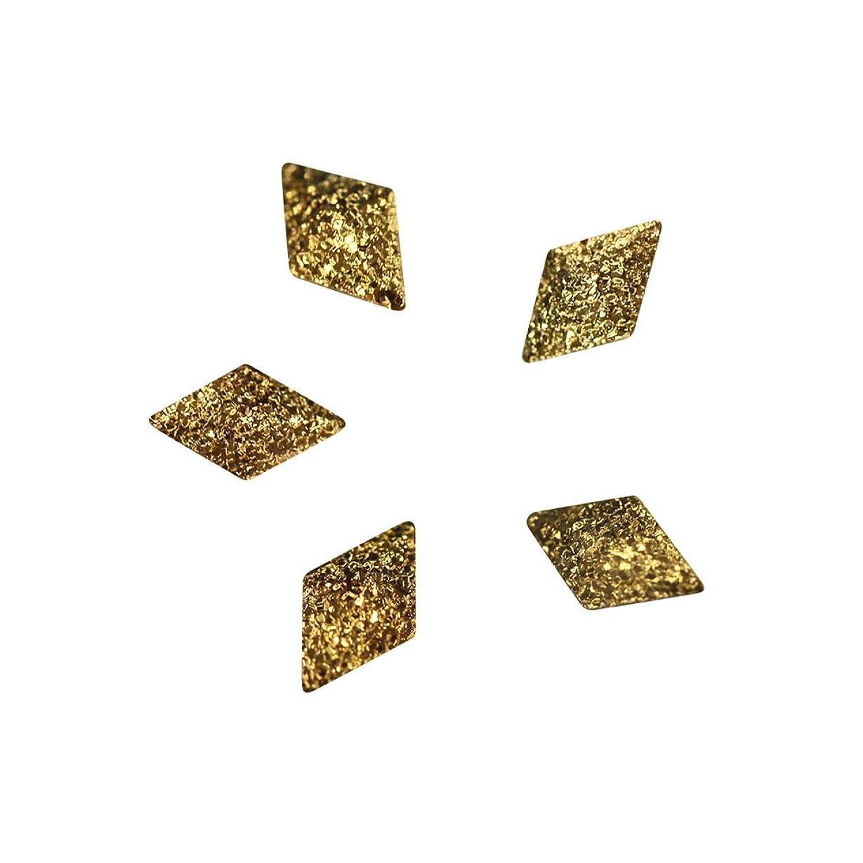 包囲指紋単独でBonnail ラフスタッズゴールド ダイヤ4×2mm 30P