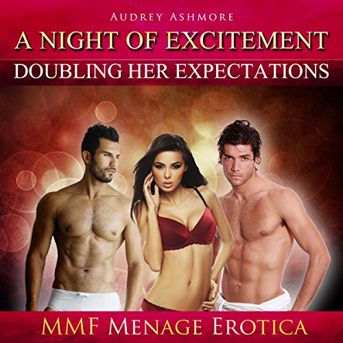A Night of Excitement - Doubling Her Expectations audiobook cover art