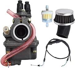 Best yamaha pw80 carburetor removal Reviews