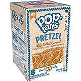 Pop-Tarts Pretzel, Breakfast Toaster Pastries, Salted Caramel, Bakery Inspired Snack Food, 13.5oz Box (Pack of 12)