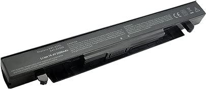 Ersetzt Laptop Akku A41-X550 A41-X550A f r ASUS A450 A550 F450 F550 F552 K450 K550 P450 P550 R409 R510 X450 X452 X550 Serie Batterie  2200mAh