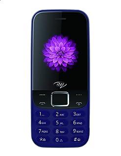 Itel it5081, Triple SIM - 2.4 Inch - Back Camera - 2G, Blue