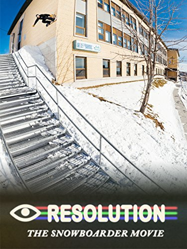 The Snowboarder Movie: Resolution [OV]