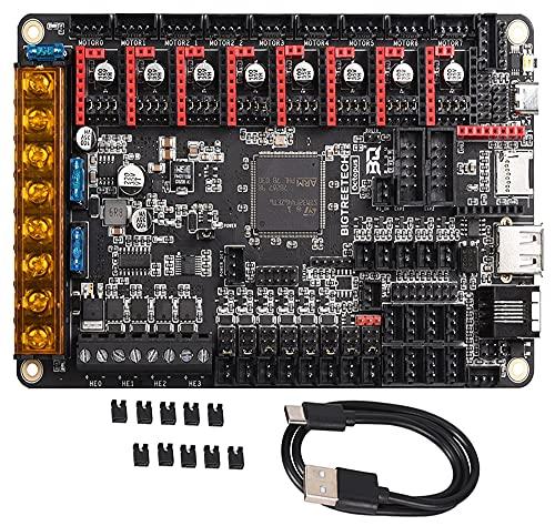 BIGTREETECH Octopus V1.1 for CR10 Ender 3 3D printer Control Board Upgrade Spider motherboard Marlin 2.0 Klipper Support TMC2209 TMC2208 TMC2130, TFT35 E3 V3.0, TFT35 V3.0, 12864LCD ect