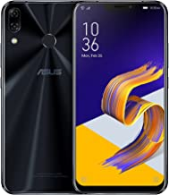 ASUS ZenFone 5Z (ZS620KL) 6.2 inchs with 6GB RAM / 64GB Storage, (GSM ONLY, NO CDMA) Factory Unlocked International Version No-Warranty Cell Phone (Midnight Blue)