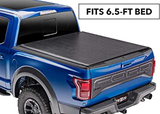 TruXedo Deuce Hybrid Truck Bed Tonneau Cover | 769101 | fits 08-16 Ford F-250, F-350, F-450 Super Duty  6'6