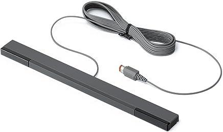 Official Nintendo Wii Sensor Bar Black Wired